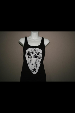 Ladies Rock Pick- Tank Tops