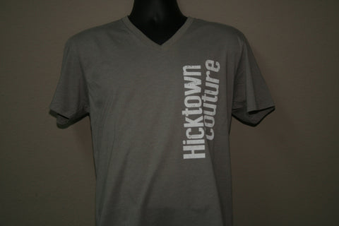 Men's Down the Side- V-Neck