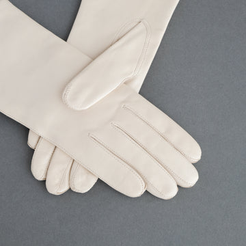 Ladies Gloves from Hair Sheep Nappa Lined with Cashmere