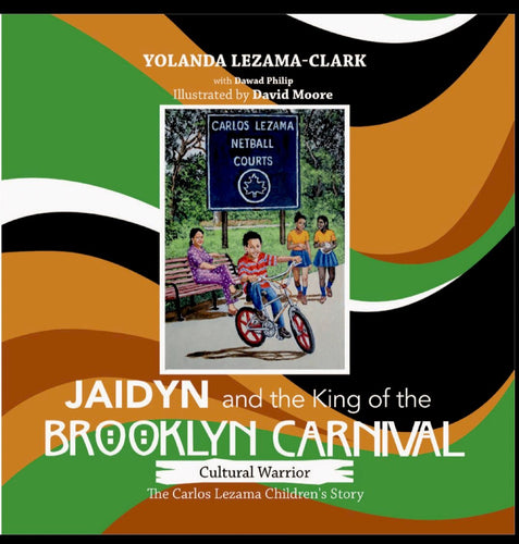 Cultural Warrior Jaidyn and the King of the Brooklyn Carnival