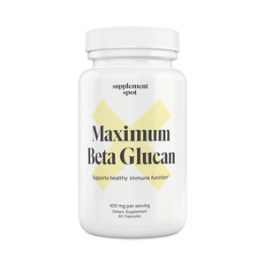 Maximum Beta Glucan