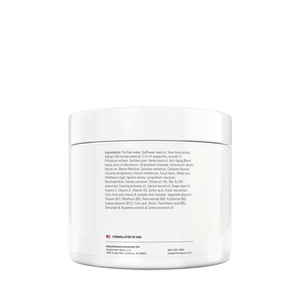 Supplement Spot - Anti-Aging Cream - Ingredients