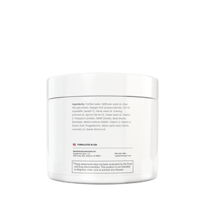 Supplement Spot - Collagen Facial Cream - Ingredients