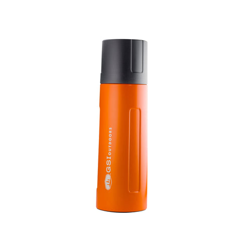 Glacier Stainless 1 l Vacuum Bottle Orange