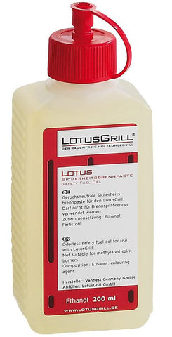 Brennpasta LotusGrill 200ml