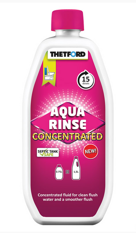 Sanitærvæske Thetford Aqua Rinse Concentrated 750ml