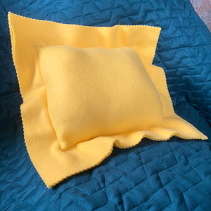 Ravioli Throw Pillow