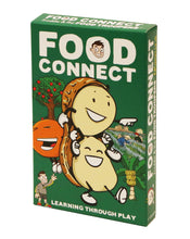 Load image into Gallery viewer, Food Connect educational card game
