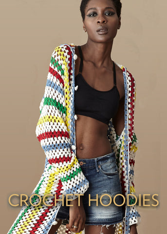 Crochet Hoodies