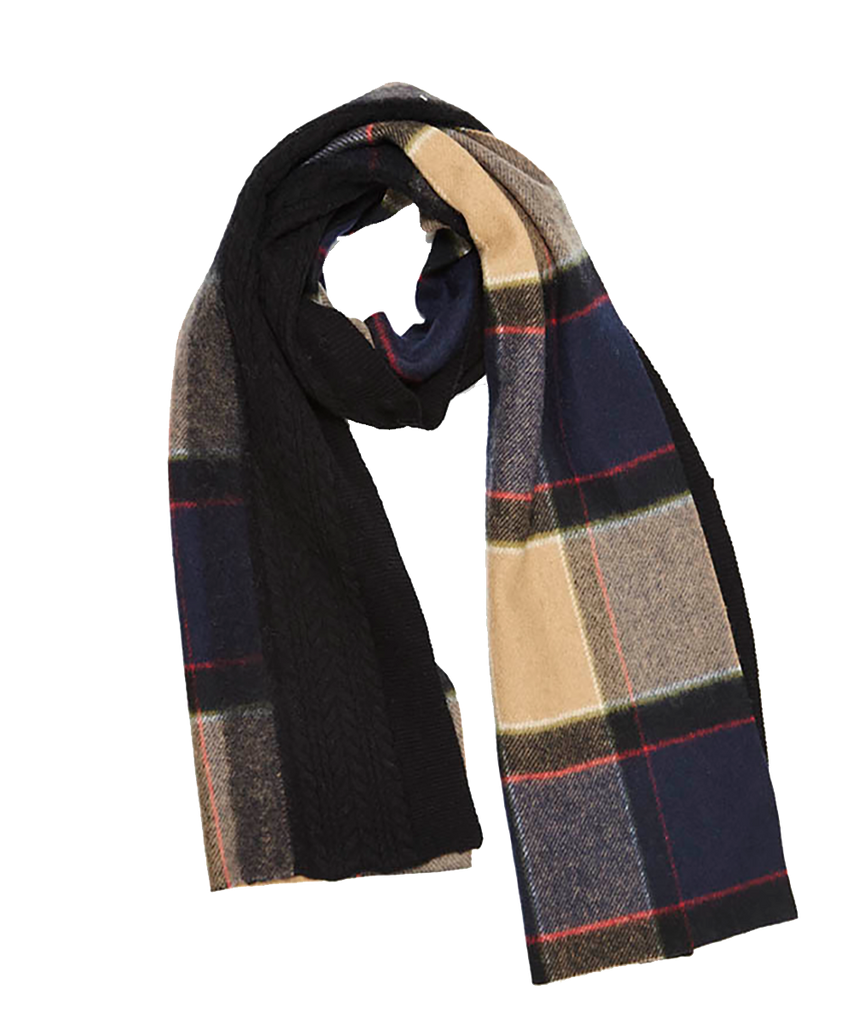 Standard Form Neo Plaid Scarf