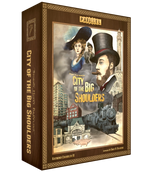City of the Big Shoulders (Reprint arriving Q3/Q4 2020)