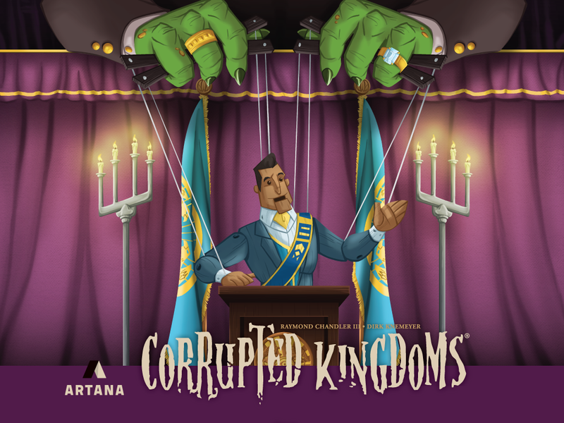 Corrupted Kingdoms - Artana Edition