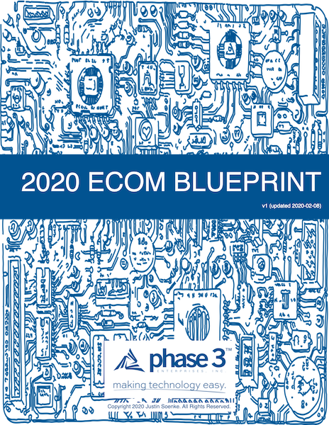 2020 Ecommerce Blueprint - Special Offer