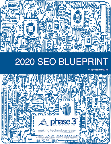 2020 SEO Blueprint - Special Offer
