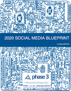 2020 Social Media Blueprint - Special Offer