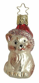 Kringle's Christmas Kitty - Kitten - SALE 30% OFF