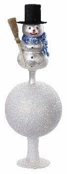 King of the Hill Christmas Tree Finial - 8-3/4""