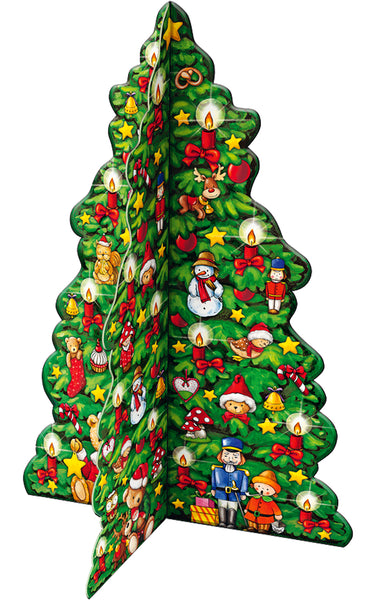 Christmas Tree - Advent Calendar / 3 Dimensional