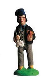 Chimney Sweep - Ramoneur - Size #1 / Cricket