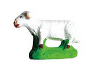 Standing Sheep - Mouton debout - Size #1 / Cricket