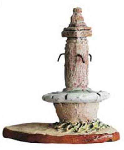 Round Fountain - Fontaine - Size #1 / Cricket