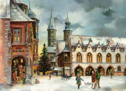 Goslar Advent Calendar