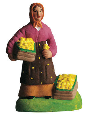 Lemon Merchant - Marchande de citrons - Size #2 / Elite - New 1991