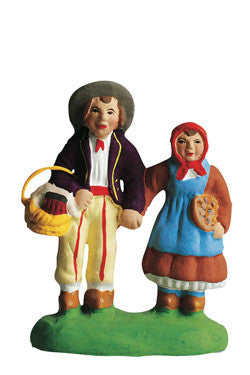 Pair of Children - Couple d'enfants - Size #2 / Elite