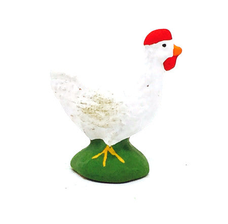 Chicken - Poule -Standing -  Size #2 / Elite