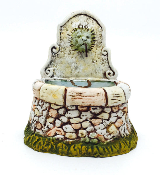 Lion Fountain - Fontaine - Size #2 / Elite