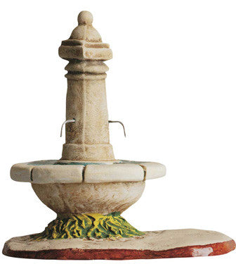 Round Fountain -– Fontaine Ronde - Size #2 / Elite