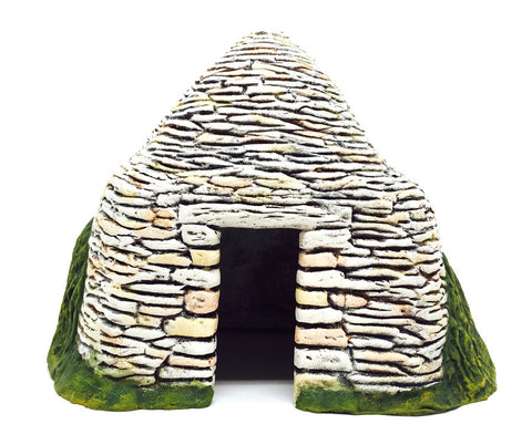 Stone Built Hut - Borie - Shepherd's Hut - Size #2 / Elite