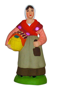 Washerwoman - Bugadière - Size #2 / Elite - New 2010