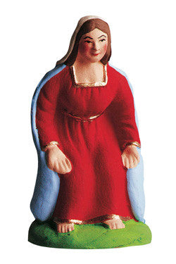 Mary, Seated - Vierge assise - Size #2 / Elite