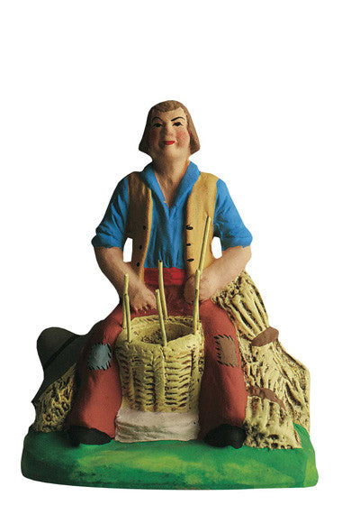 Vincent the Basketmaker - Vincent le vannier - Size #3 / Grande