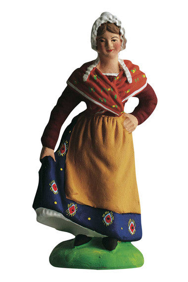 Dancer from Marseille - Danseuse Marsellaise  - Size #3 / Grande