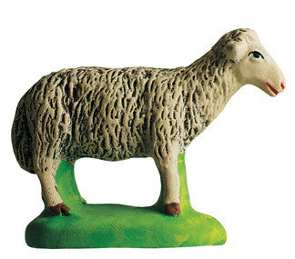 Standing sheep - Mouton debout - Size #3 / Grande