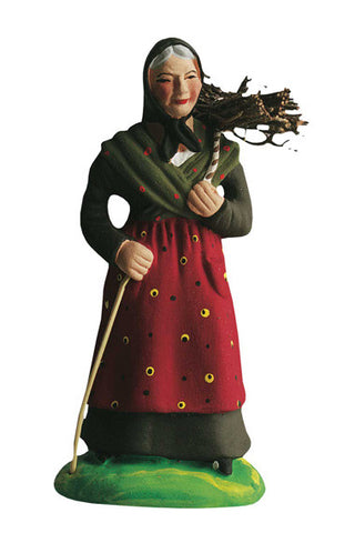 Woman with a Bundle of Sticks - Femme au fagots - Size #3 / Grande