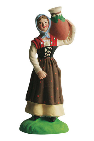 Woman with an Earthenware Jar - Femme à la jarre - Size #3 / Grande