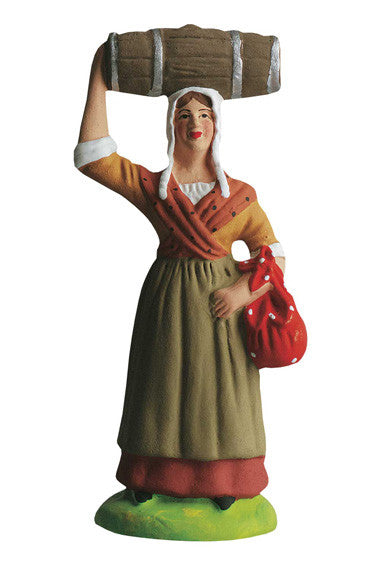 Woman with a Keg - Femme au tonnelet - Size #3 / Grande