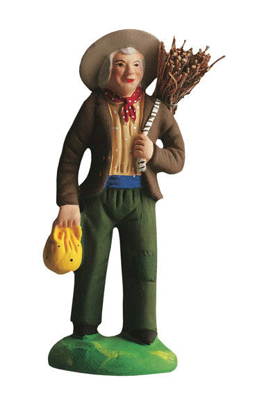 Man with a Bundle of Sticks - Homme au fagots - Size #3 / Grande