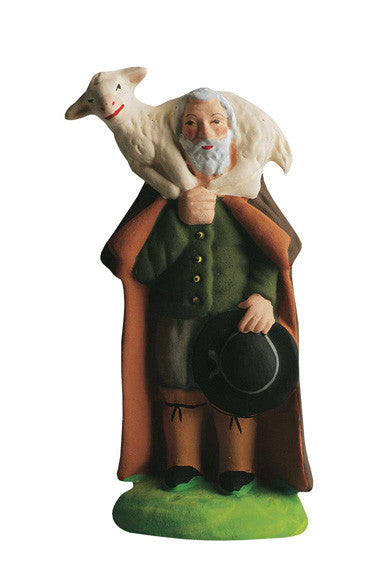 Man with a Sheep - Homme au mouton - Size #3 / Grande