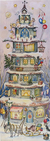 Home for Christmas / Angels / Children - Advent Calendar