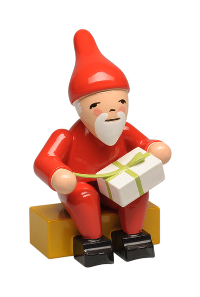 Gnome / Fairy / Elf with Gift - New 2019