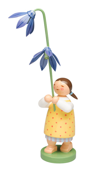 Girl with Scilla / New 2018