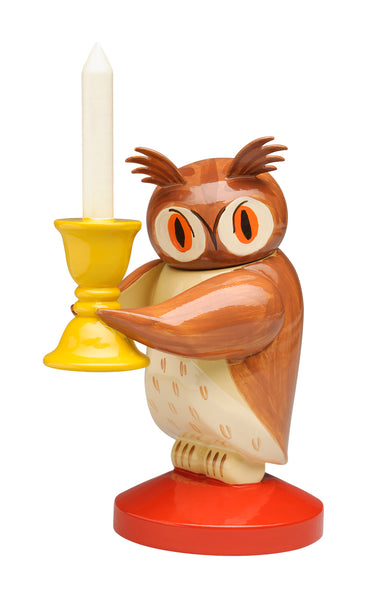 Large Owl with Candelabra - New 2018