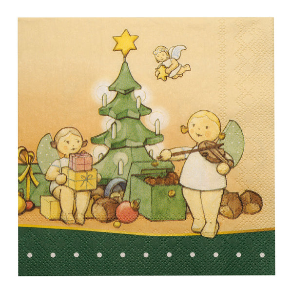 """The Magic of Christmas"" Paper Napkins - New 2018"