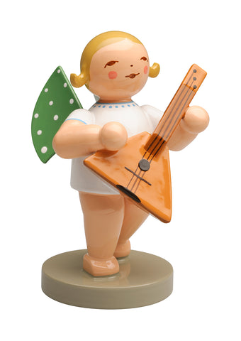 Angel Orchestra Musician with Balalaika - New 2018