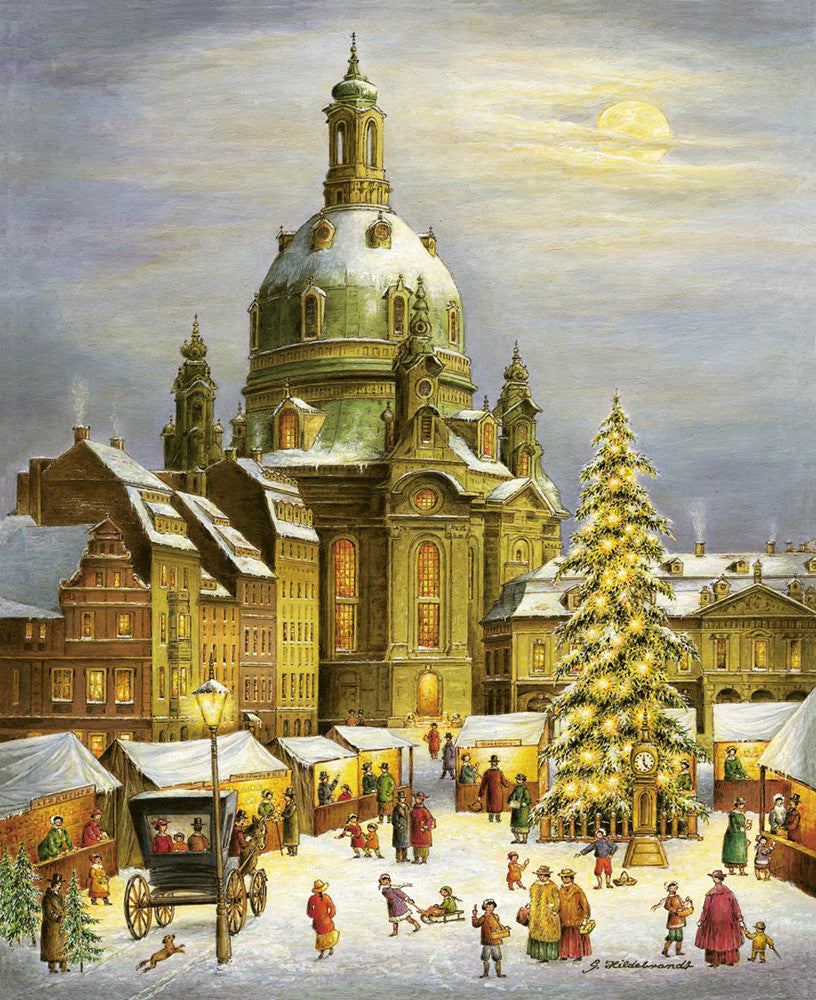 Dresden Advent Calendar