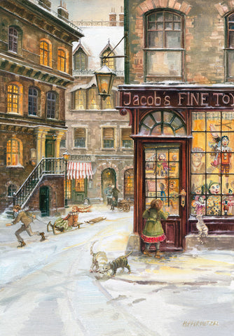 Christmas Dreams / Toy Shop Advent Calendar
